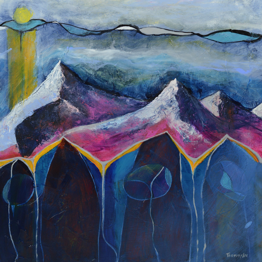 Ainsi naissent les montagnes