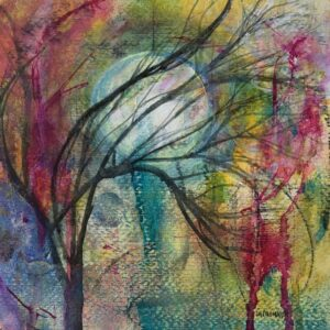 Les arbres et la lumière