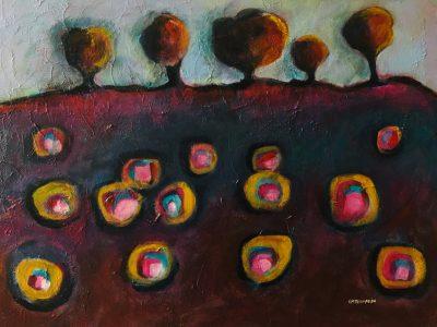Les pommiers de la vie